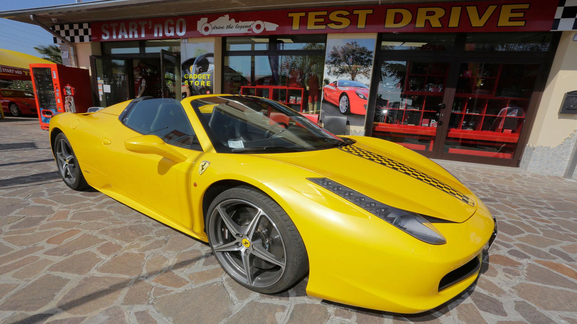 bf29d16d99 Ferrari-Dealer - Start N  Go